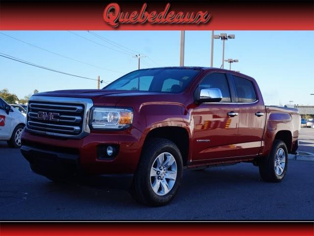 2015 GMC Canyon SLE 4x2 SLE 4dr Crew Cab 5 ft. SB