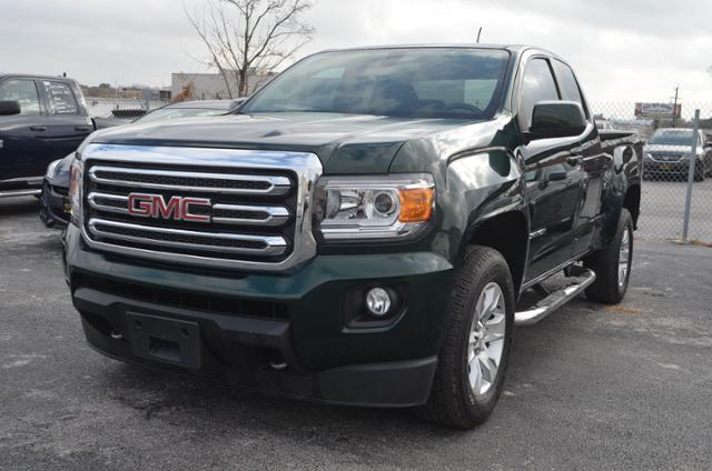 2015 gmc canyon sle 4x2 sle 4dr extended cab 6 ft lb for sale in balcones heights texas. Black Bedroom Furniture Sets. Home Design Ideas