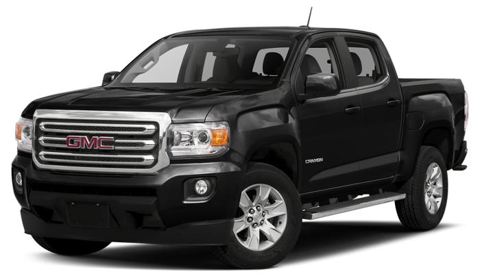 2015 GMC Canyon SLE 4x4 SLE 4dr Crew Cab 5 ft. SB