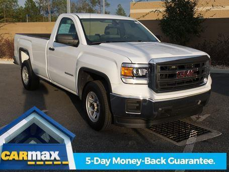 2015 GMC Sierra 1500 Base 4x2 Base 2dr Regular Cab 8
