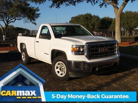 2015 gmc sierra 1500 base 4x2 base 2dr regular cab 8 ft lb for sale in tampa florida. Black Bedroom Furniture Sets. Home Design Ideas