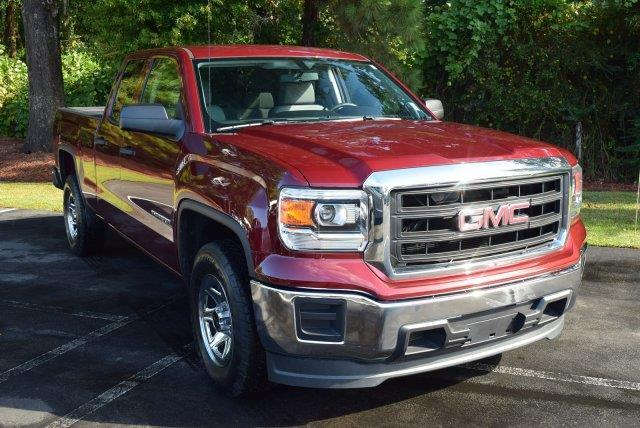 2015 GMC Sierra 1500 Base 4x2 Base 4dr Double Cab 6.5
