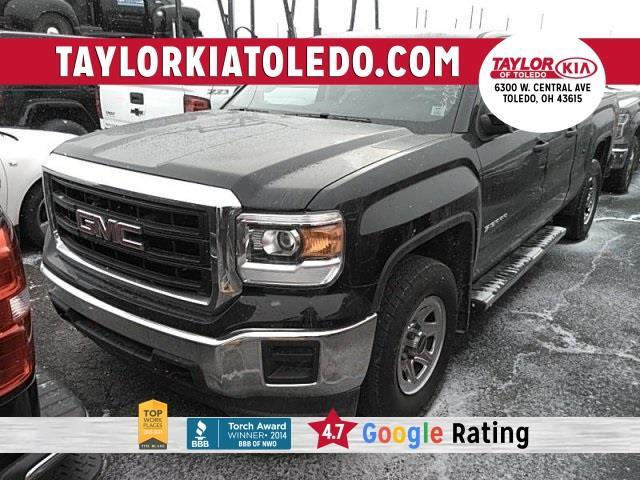 2015 GMC Sierra 1500 Base 4x4 Base 4dr Double Cab 6.5