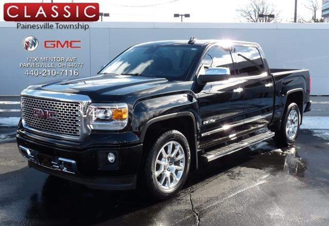 gmc denali 2014 4x4 1500 crew cab for autos weblog. Black Bedroom Furniture Sets. Home Design Ideas