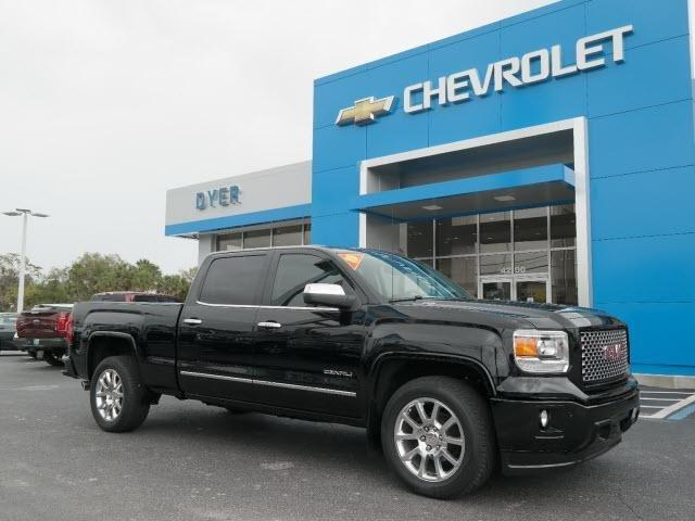 2015 gmc sierra 1500 denali 4x4 denali 4dr crew cab 5 8 ft sb for sale in fort pierce florida. Black Bedroom Furniture Sets. Home Design Ideas