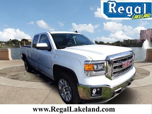 2015 GMC Sierra 1500 SLE 4x2 SLE 4dr Double Cab 6.5 ft.