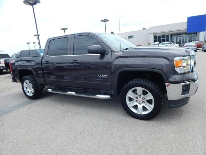 2015 gmc sierra 1500 sle 4x4 sle 4dr crew cab 5 8 ft sb for sale in norman oklahoma classified. Black Bedroom Furniture Sets. Home Design Ideas