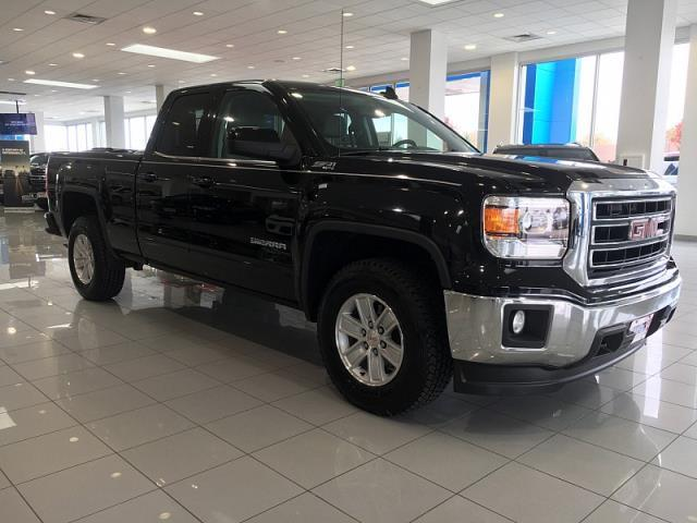 2015 GMC Sierra 1500 SLE 4x4 SLE 4dr Double Cab 6.5 ft.