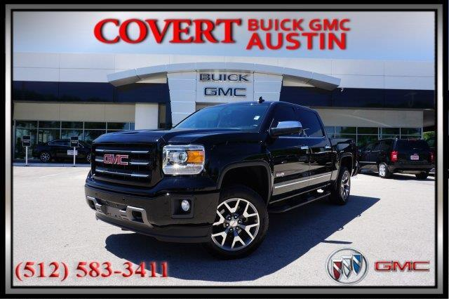 Covert Gmc Austin >> 2015 GMC Sierra 1500 SLT 4x4 SLT 4dr Crew Cab 5.8 ft. SB for Sale in Austin, Texas Classified ...