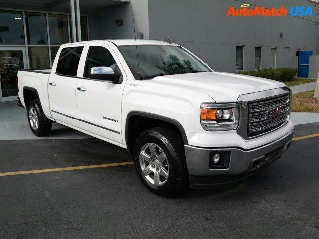 2015 gmc sierra 1500 slt 4x4 slt 4dr crew cab 6 5 ft sb for sale in fort myers florida. Black Bedroom Furniture Sets. Home Design Ideas