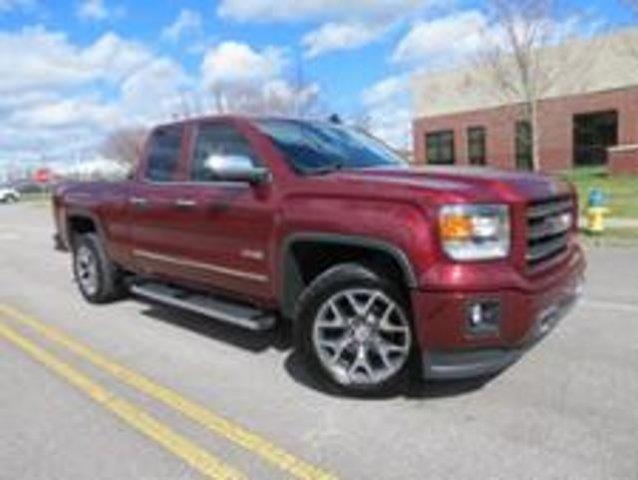2015 GMC Sierra 1500 SLT 4x4 SLT 4dr Double Cab 6.5 ft.
