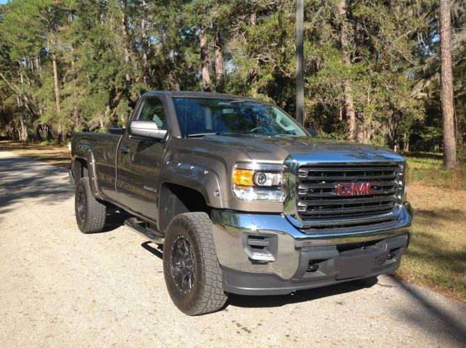 2015 GMC Sierra 2500 SLT 66 DURAMAX For Sale In Dallas Texas