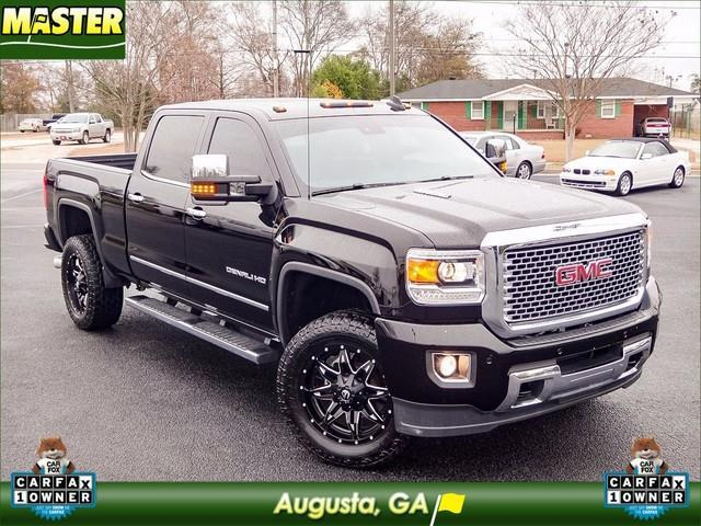 2015 gmc sierra 2500hd denali 4x4 denali 4dr crew cab sb for sale in augusta georgia classified. Black Bedroom Furniture Sets. Home Design Ideas