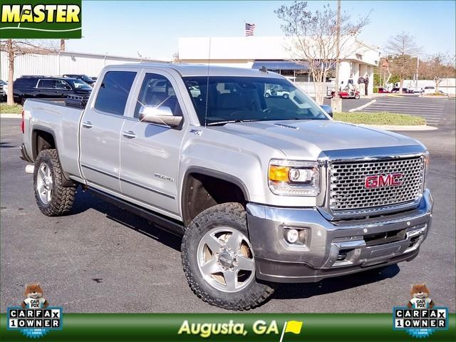 2015 gmc sierra 2500hd slt 4x4 slt 4dr crew cab sb for sale in augusta georgia classified. Black Bedroom Furniture Sets. Home Design Ideas