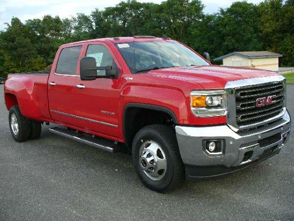 2015 GMC SIERRA 3500 4WD CREW DRW SLT for Sale in ...