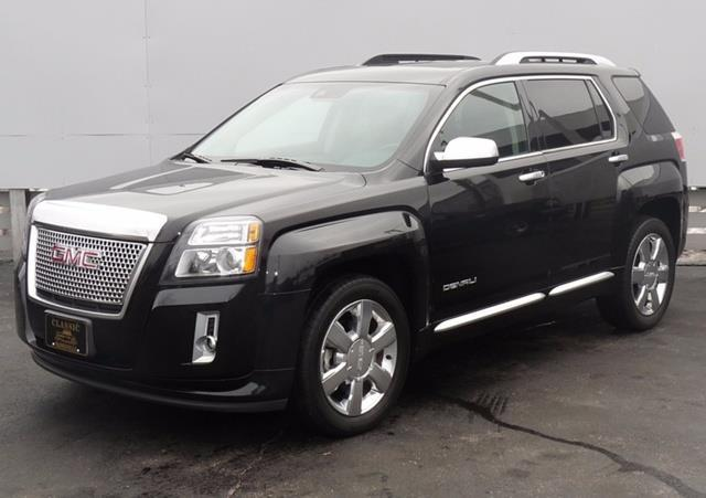 2015 gmc terrain denali awd denali 4dr suv for sale in concord ohio classified. Black Bedroom Furniture Sets. Home Design Ideas