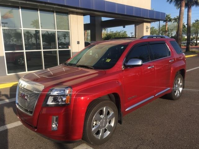 2015 gmc terrain denali denali 4dr suv for sale in peoria arizona classified. Black Bedroom Furniture Sets. Home Design Ideas