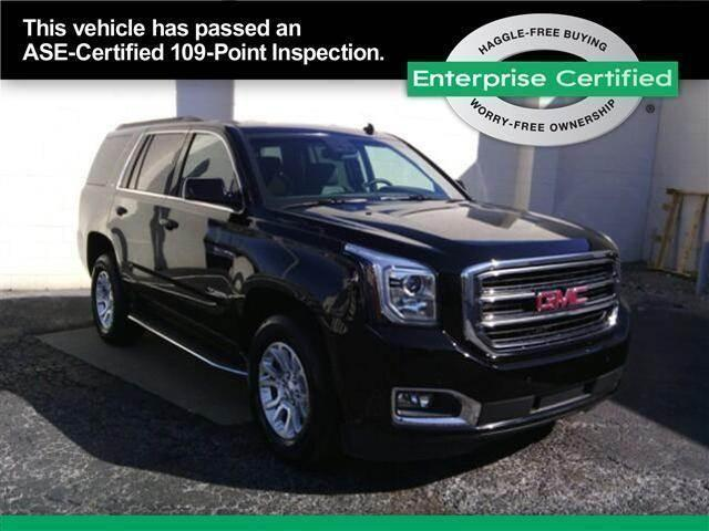 2015 gmc yukon 4wd 4dr slt for sale in symmes township ohio classified. Black Bedroom Furniture Sets. Home Design Ideas