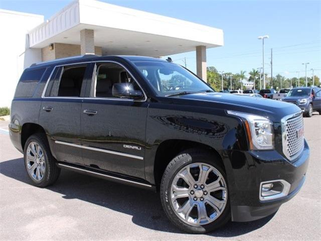 2015 gmc yukon 4x2 denali 4dr suv for sale in saint petersburg florida classified. Black Bedroom Furniture Sets. Home Design Ideas