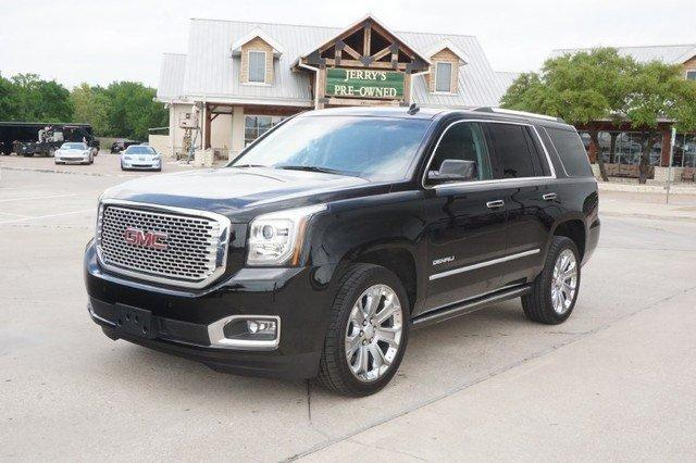 2015 gmc yukon 4x4 denali 4dr suv for sale in weatherford texas classified. Black Bedroom Furniture Sets. Home Design Ideas