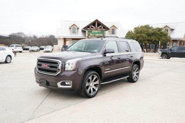 2015 gmc yukon 4x4 slt 4dr suv for sale in weatherford texas classified. Black Bedroom Furniture Sets. Home Design Ideas