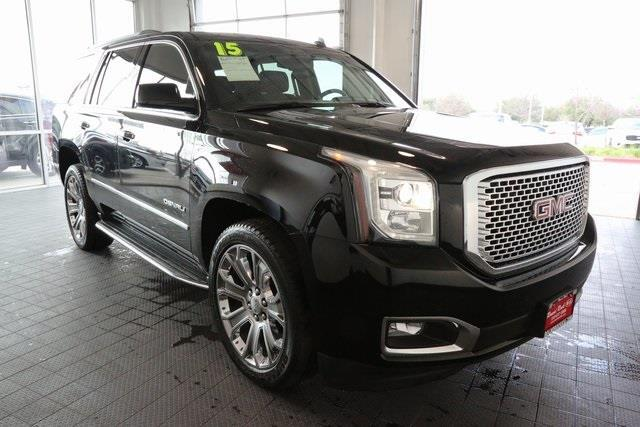 2015 gmc yukon denali 4x2 denali 4dr suv for sale in round rock texas classified. Black Bedroom Furniture Sets. Home Design Ideas