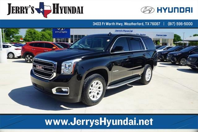 Gmc Tires Weatherford >> 2015 GMC Yukon SLE 4x2 SLE 4dr SUV for Sale in Weatherford, Texas Classified | AmericanListed.com