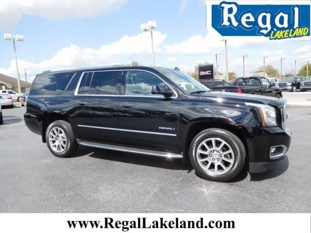 2015 gmc yukon xl denali 4x2 denali 4dr suv for sale in lakeland florida classified. Black Bedroom Furniture Sets. Home Design Ideas