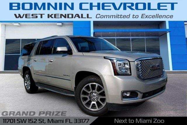 2015 gmc yukon xl denali 4x4 denali 4dr suv for sale in miami florida classified. Black Bedroom Furniture Sets. Home Design Ideas