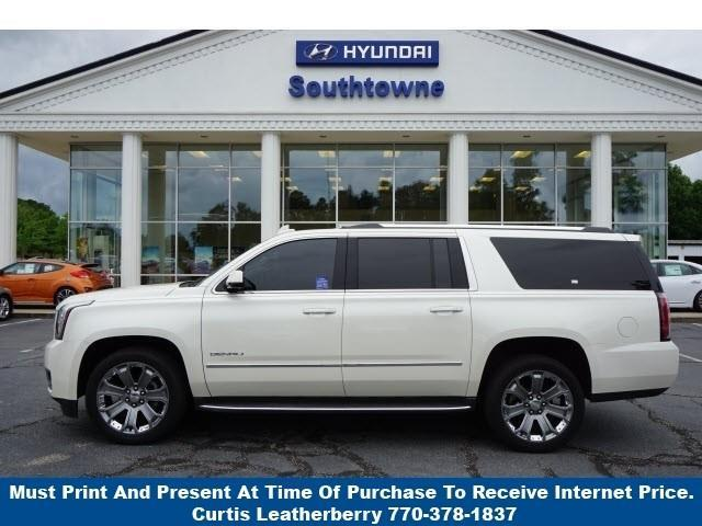 2015 gmc yukon xl denali 4x4 denali 4dr suv for sale in newnan georgia classified. Black Bedroom Furniture Sets. Home Design Ideas