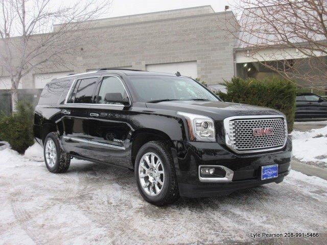 2015 gmc yukon xl denali 4x4 denali 4dr suv for sale in boise idaho classified. Black Bedroom Furniture Sets. Home Design Ideas