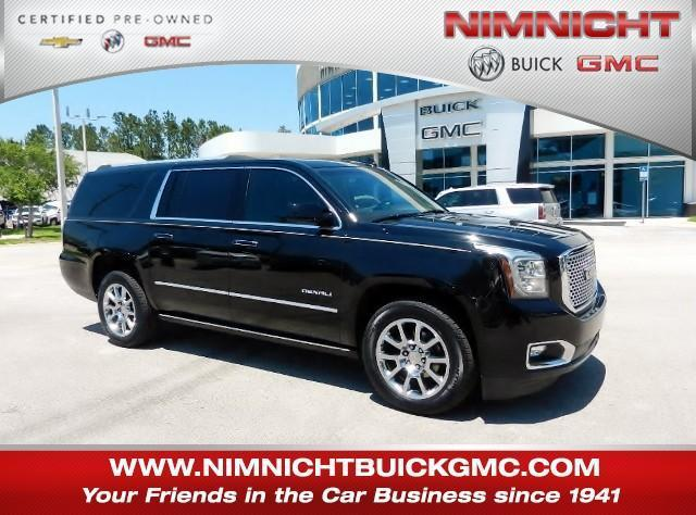 2015 gmc yukon xl denali 4x4 denali 4dr suv for sale in jacksonville florida classified. Black Bedroom Furniture Sets. Home Design Ideas