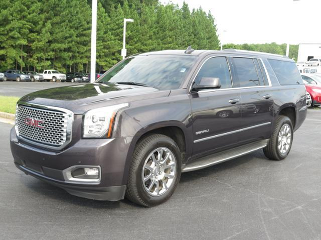 2015 gmc yukon xl denali 4x4 denali 4dr suv for sale in acworth georgia classified. Black Bedroom Furniture Sets. Home Design Ideas