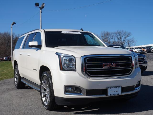 2015 gmc yukon xl slt 1500 4x4 slt 1500 4dr suv for sale in balmville new york classified. Black Bedroom Furniture Sets. Home Design Ideas