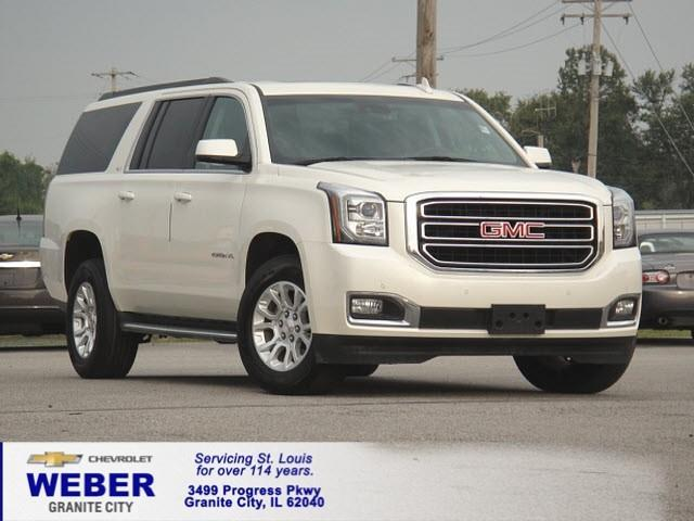 2015 gmc yukon xl slt 1500 4x4 slt 1500 4dr suv for sale in granite city illinois classified. Black Bedroom Furniture Sets. Home Design Ideas