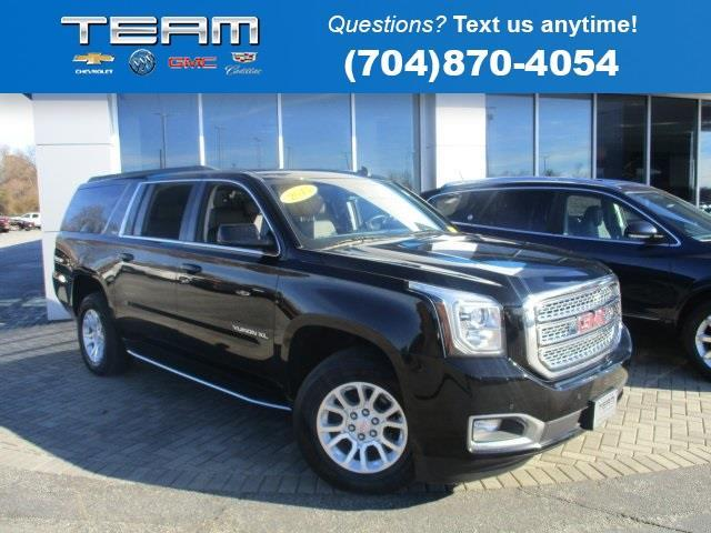 2015 gmc yukon xl slt 1500 4x4 slt 1500 4dr suv for sale in salisbury north carolina classified. Black Bedroom Furniture Sets. Home Design Ideas