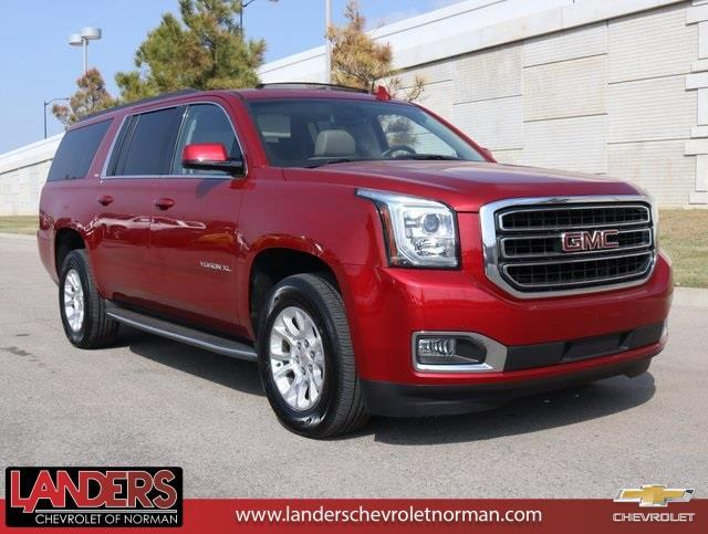 2015 gmc yukon xl slt 1500 4x4 slt 1500 4dr suv for sale in norman oklahoma classified. Black Bedroom Furniture Sets. Home Design Ideas