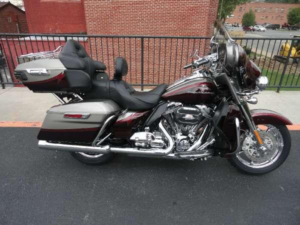 2015 Harley-Davidson CVO Limited for Sale in Ada, West Virginia ...