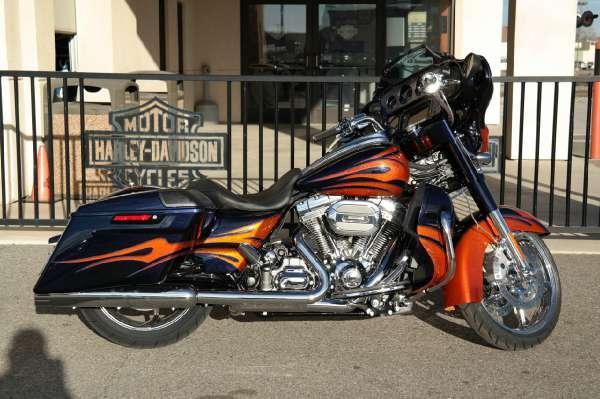 2015 Harley-Davidson C...