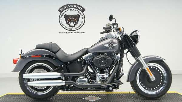 2015 harley davidson fat boy lo for sale in clinton township michigan classified. Black Bedroom Furniture Sets. Home Design Ideas