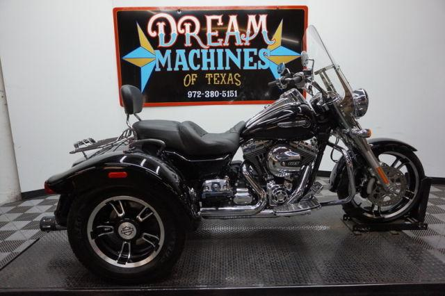 2015 harley davidson flrt freewheeler for sale in dallas texas classified. Black Bedroom Furniture Sets. Home Design Ideas