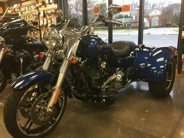 2015 harley davidson freewheeler for sale in lynchburg virginia classified. Black Bedroom Furniture Sets. Home Design Ideas