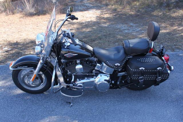 2015 Harley Davidson Heritage Softail FLSTC-PRICE DROP