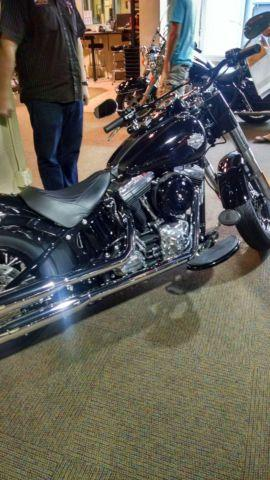 2015 harley davidson soft tail slim