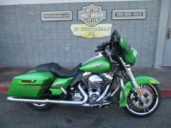 2015 Harley-Davidson Street Glide for Sale in Scottsdale
