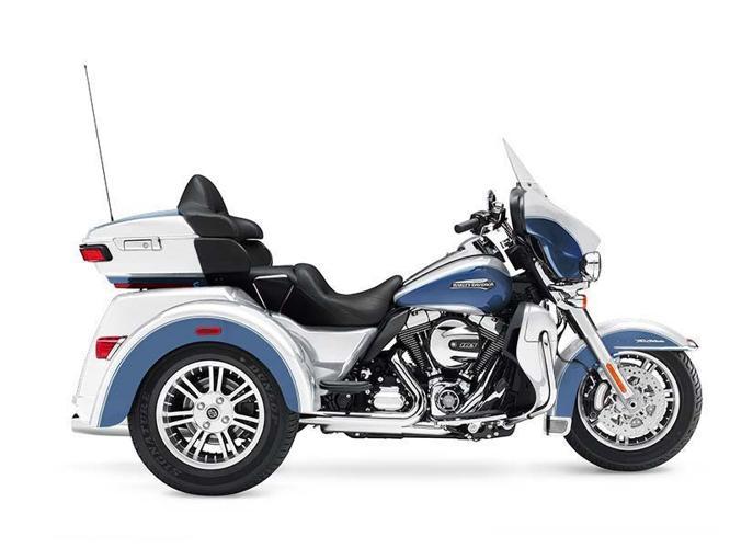 2015 2016 Harley Davidson Tri Glide Ultra: 2015 Harley-Davidson Tri Glide Ultra For Sale In Medford