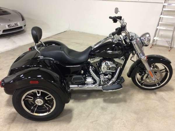 2015 Harley Davidson Trike Freewheeler For Sale In Fort