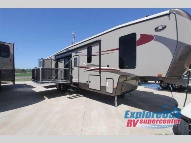 2015 heartland gateway 3700ptb fifth wheel bank for American homes tyler tx