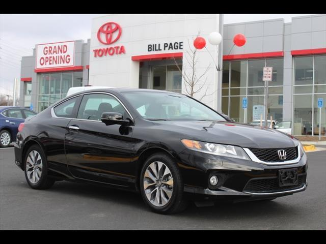 2015 Honda Accord EX EX 2dr Coupe 6M