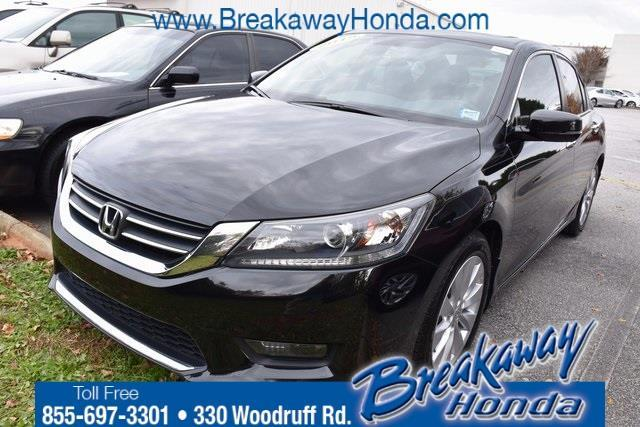 2015 Honda Accord EX EX 4dr Sedan CVT